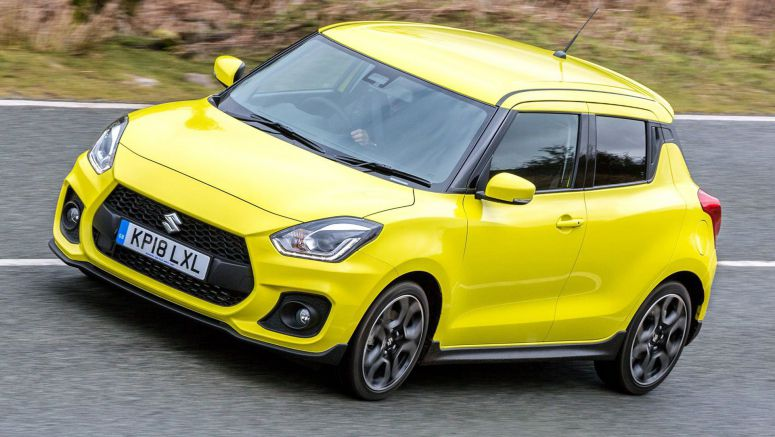 New Suzuki Swift Sport Priced From £16,499 In The UK For A Limited Period