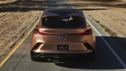 Lexus LF-1 Limitless Concept Could Debut With LQ Nameplate