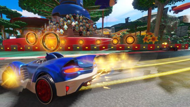 Walmart Leaks 'Team Sonic Racing' For The Nintendo Switch