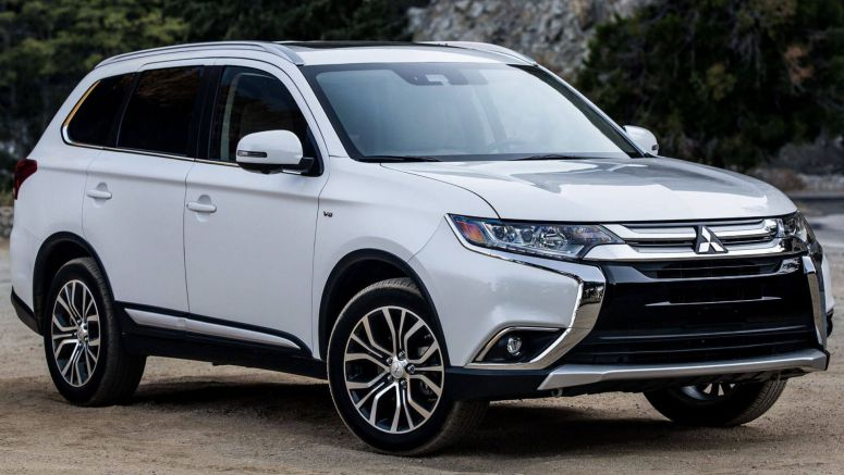 New Mitsubishi Outlander Due In 2021, Could Be Based On The Nissan Rogue