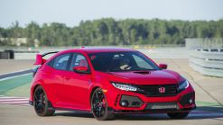 2018.5 Honda Civic Type R Gets Price Bump In U.S., Offers No Extra Gear