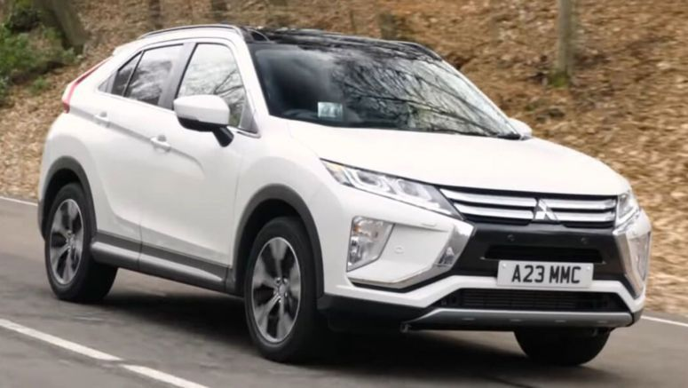 Can Mitsubishi's Eclipse Cross Lure You Away From Other Compact Crossovers?