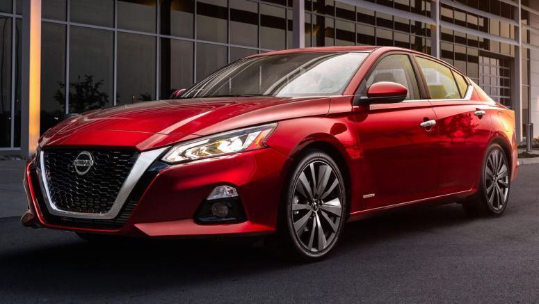 2019 Nissan Altima Enters Market With Special Edition One Version