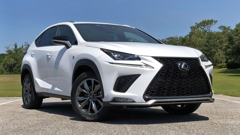 We Drive The 2018 Lexus NX 300 F-Sport, Ask Us Anything