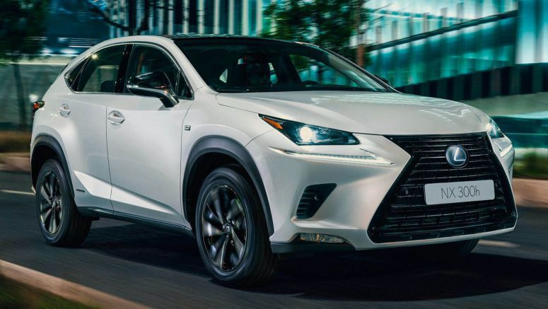 Lexus NX 300h Gains New Sport Grade In UK, Starts From £36,500