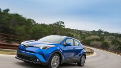 2019 Toyota C-HR Said To Gain New Base Trim Starting At Under $22,000