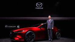 Mazda Names US Chief As New Global CEO