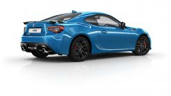 Toyota Launches New GT86 Club Series Blue Edition In The UK