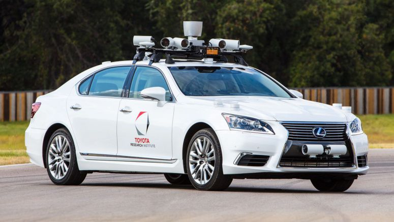 Toyota's Building A Dedicated Autonomous Vehicle Test Track In Michigan