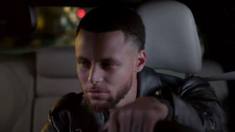 Stephen Curry Is Breaking Bad, Buys Milk In 2019 Infiniti QX50 Ad