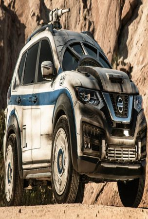 The Force Is Strong In Nissan's Rogue For Solo: A Star Wars Story