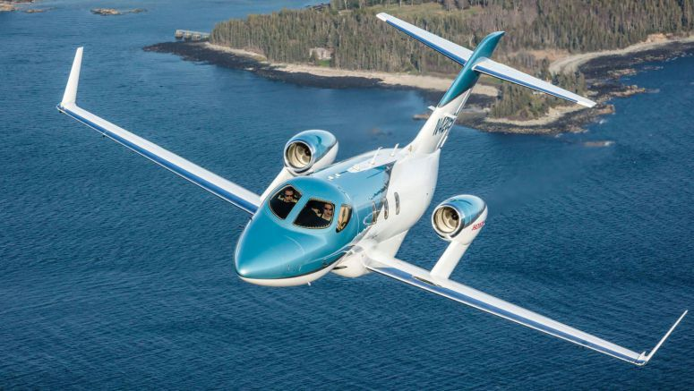 Honda Unveils HondaJet Elite, Boasting New Tech And More Range