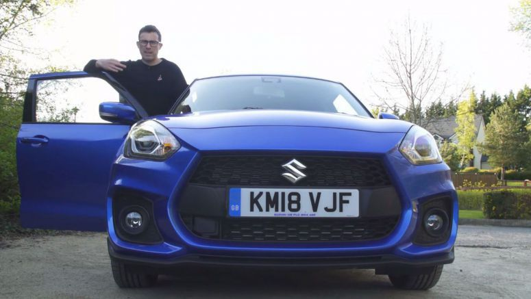 Is The New Suzuki Swift Sport The Most Fun You Can Have For The Money?