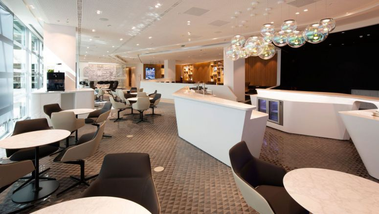 Changing Flights In Brussels? Wait In The Lexus Lounge