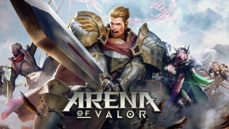 Arena Of Valor Will Launch On The Nintendo Switch This Fall