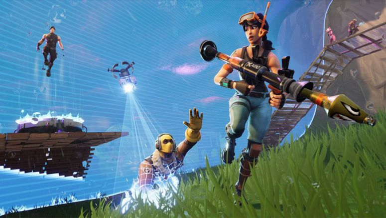 Fortnite For The Nintendo Switch Is Now Available