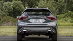 2018.5 Infiniti QX30 Adds More Equipment, Gets More Expensive