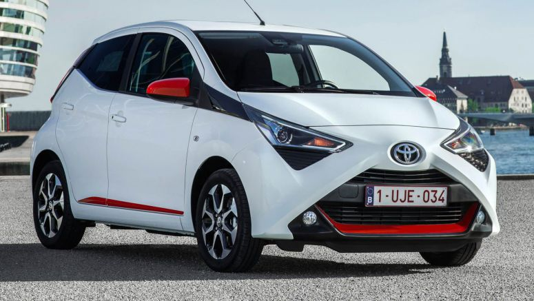Revised Toyota Aygo Goes On Sale In The UK From £9,695