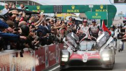 Toyota Wins At Le Mans With Fernando Alonso, Nakajima, and Buemi