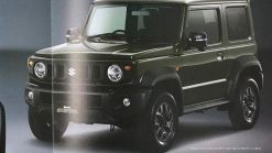 All-New 2019 Suzuki Jimny Caught Completely Undisguised (Updated)