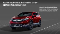 Honda Shows Why Euro-spec CR-V Is The Safest, Most Dynamic Ever
