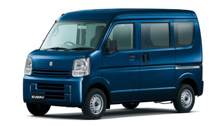 Suzuki Has Sold HOW MANY Of These Tiny Minivans In Japan?