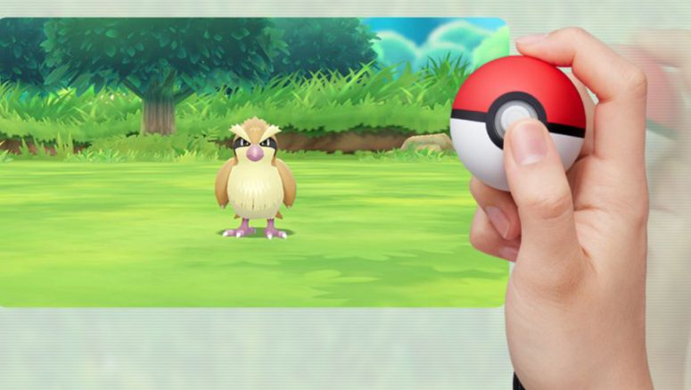 Nintendo UK Website Lists Poke Ball Plus Charging Time As 3 Hours