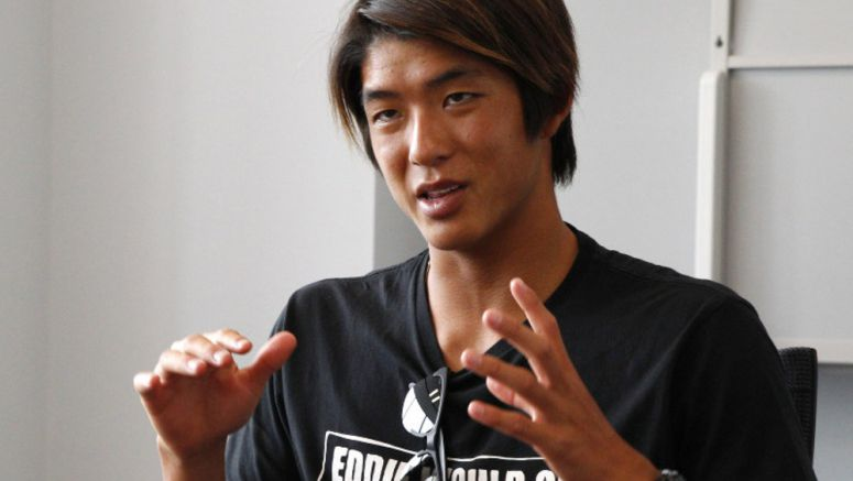 Igarashi set to catch a wave in surfing's Olympic debut