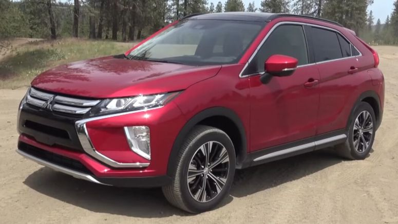 Mitsubishi Eclipse Cross Does The Unthinkable, Goes Off-Roading