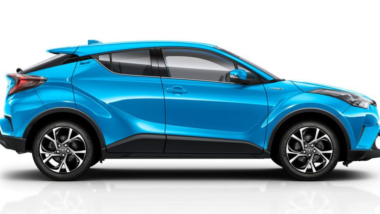 Toyota's Edgy C-HR Crossover Gets New Design Edition