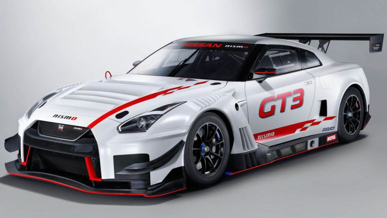 2018 Nissan GT-R NISMO GT3 Unveiled With Performance Updates, Optional Air Conditioner
