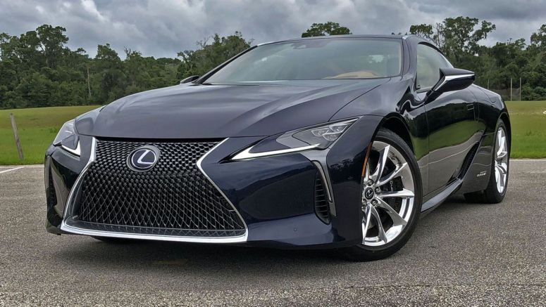 Living With The 2018 Lexus LC500h: Is The Hybrid Tech Really Worth It?