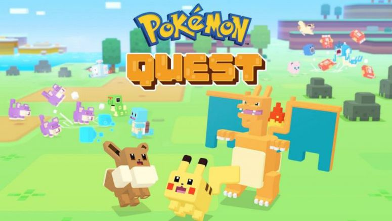 Pokemon Quest Now Available On iOS And Android