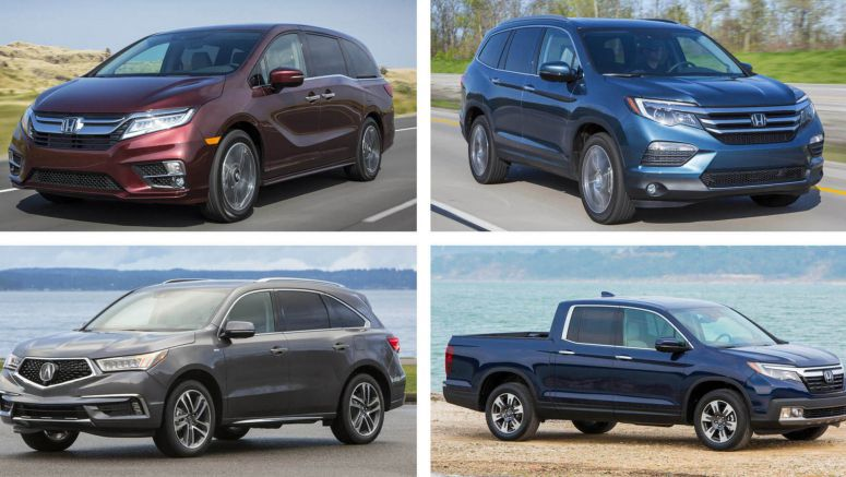 The Top Ten Most American-Made Vehicles Include Four From Honda