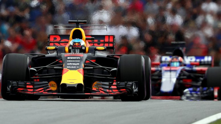 Red Bull Racing's Switching To Honda Power Starting Next Season
