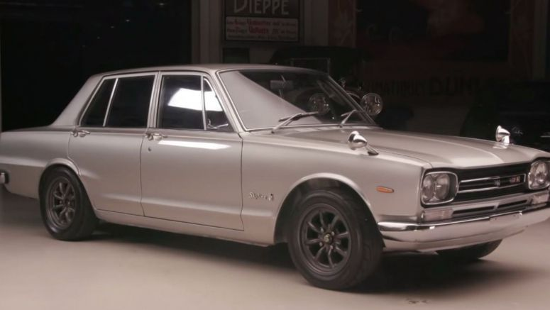 Original Four-Door Nissan Skyline GT-R 'Hakosuka' Is Really Where It All Started