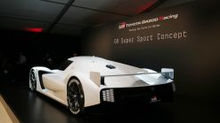 Toyota Showcases Its Future Hypercar At Le Mans Victory Celebration