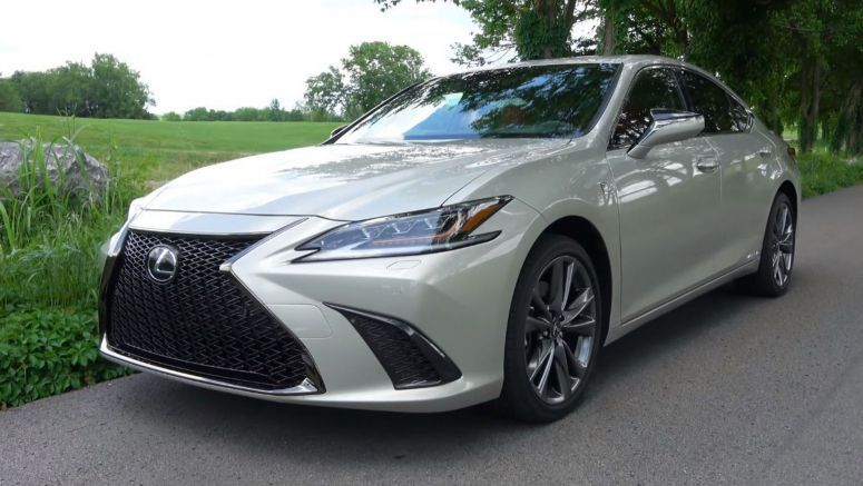 2019 Lexus ES Reviews Are In: Time To See If The Germans Should Worry (Or Not)