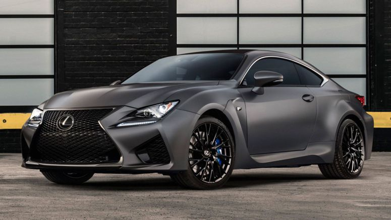 Lexus RC F, GS F 10th Anniversary Editions Arrive With Hefty Premiums
