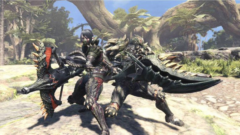 Nintendo Switch Could Eventually Get Its Own Monster Hunter Game