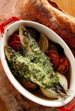 Sardines cooked with escargot butter popular with shoppers