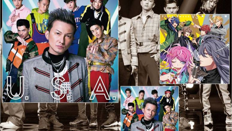 Recochoku's weekly download charts for 7/18~7/24 2018