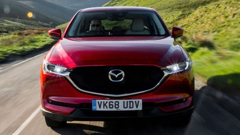 2018 Mazda CX-5 Priced From £24,795 In The UK, Goes On Sale August 31