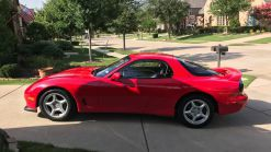 This Is What A Pristine Mazda RX-7 FD With 9,500 Miles Looks Like