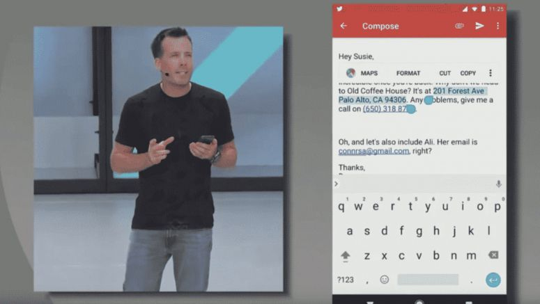 Android's Smart Text Selection Coming To Chrome OS Soon