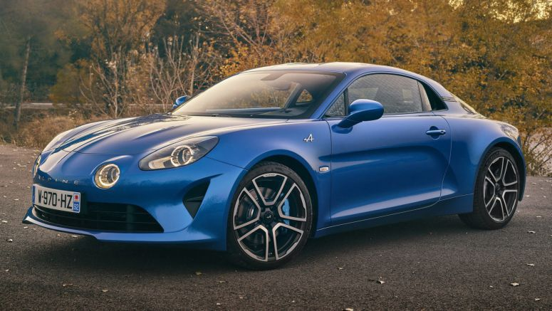 Alpine A110's Strong Demand Leads To Production Ramp Up