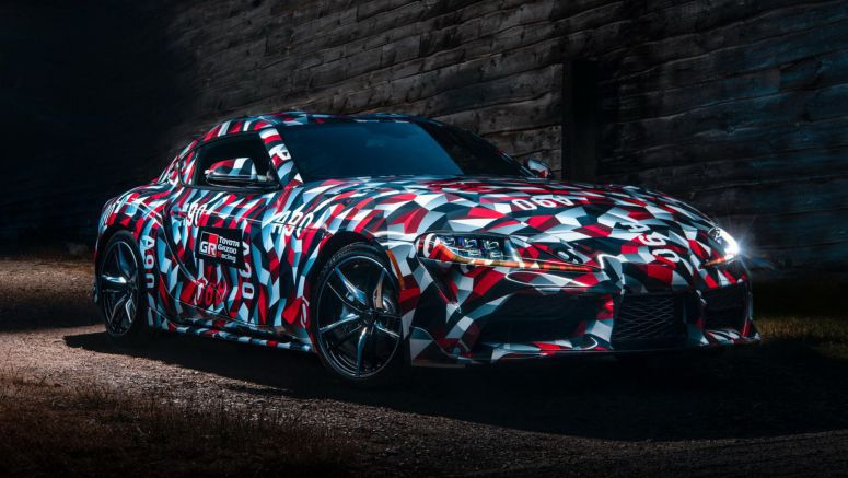 2019 Toyota Supra To Be Offered With A 262HP Four-Cylinder Engine As Well