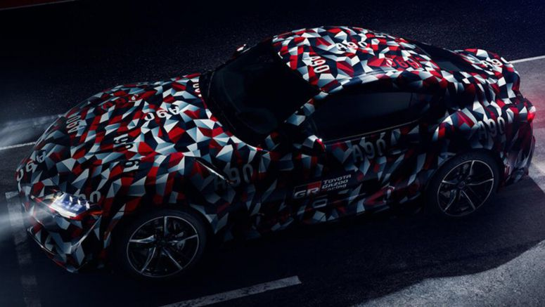 New Toyota Supra To Show Up In Goodwood Festival of Speed