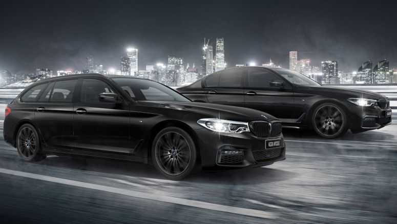 BMW M5 And 5-Series Mission: Impossible Special Editions Launched In Japan