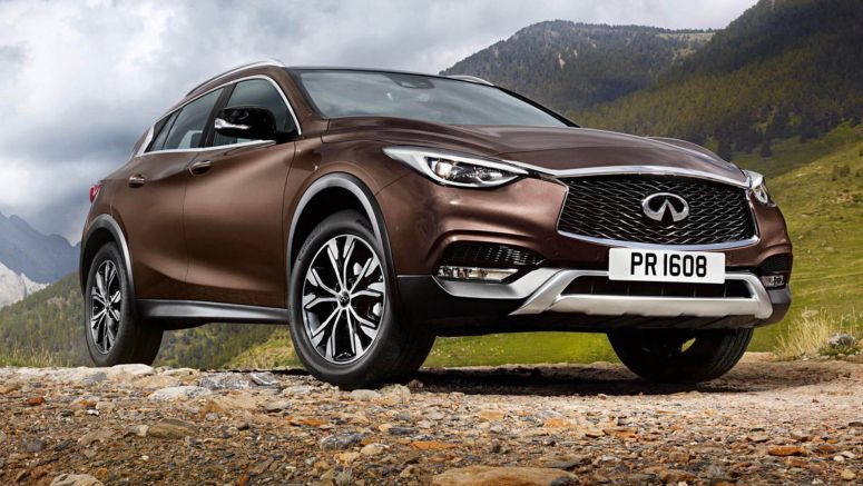 Infiniti And Mercedes Cancel Plans For Jointly-Developed Luxury Compact Car